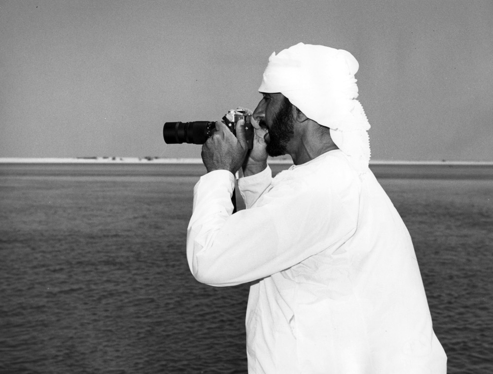 Year of Zayed | The Empty Quarter Gallery | The Luxe Diary