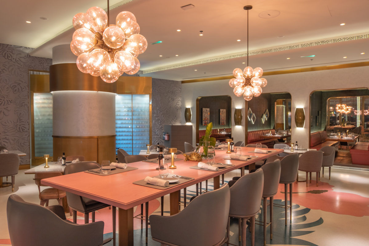 Discover the Exclusive Ladies Suhoor by Pierre's Bistro & Bar and Robinsons Department Store | The Luxe Diary