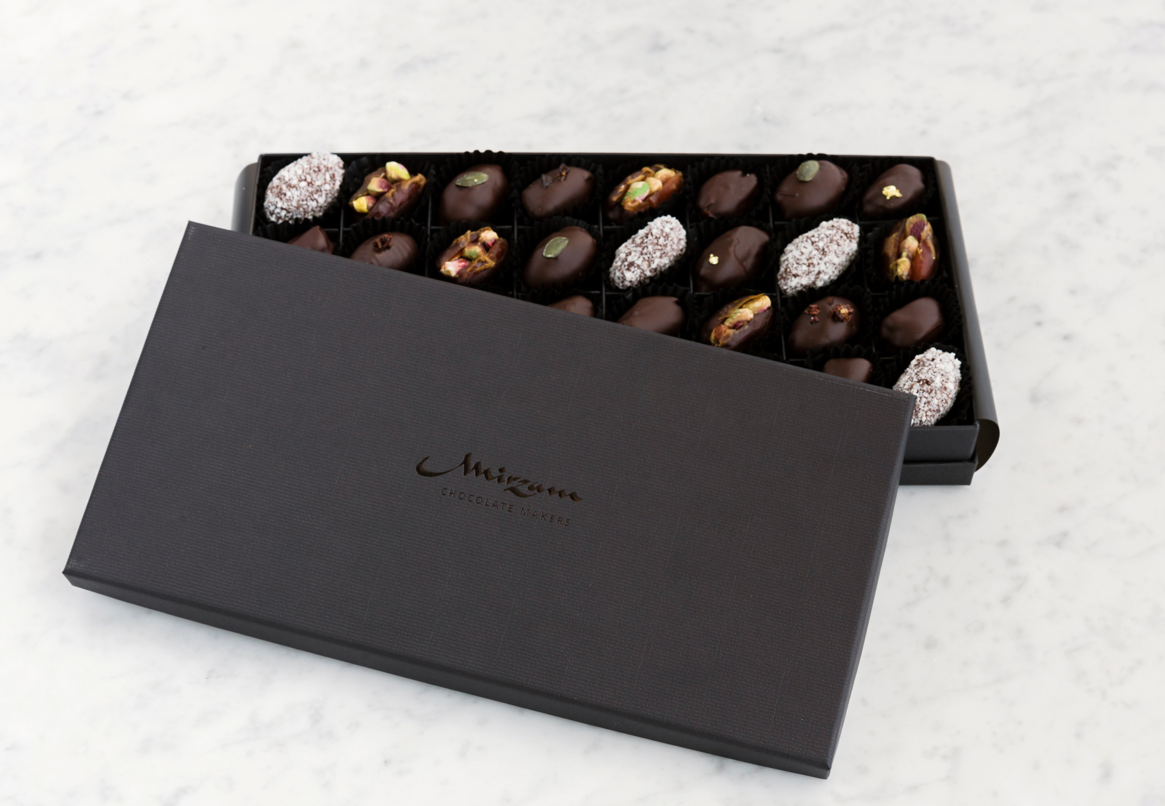 Mirzam Launches Exclusive Vegan Collection of Chocolate Dates for Ramadan | The Luxe Diary