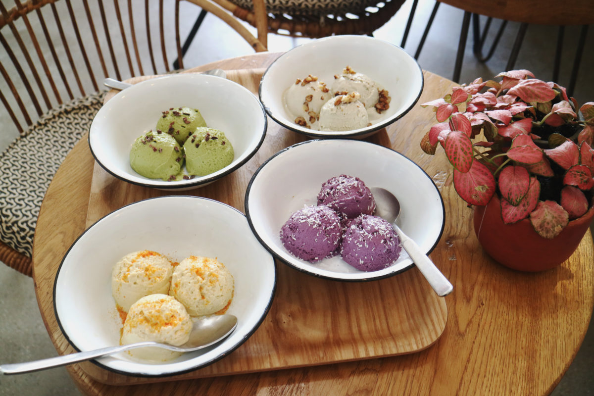 Wild & The Moon Introduces Superfood Vegan Ice Creams | The Luxe Diary