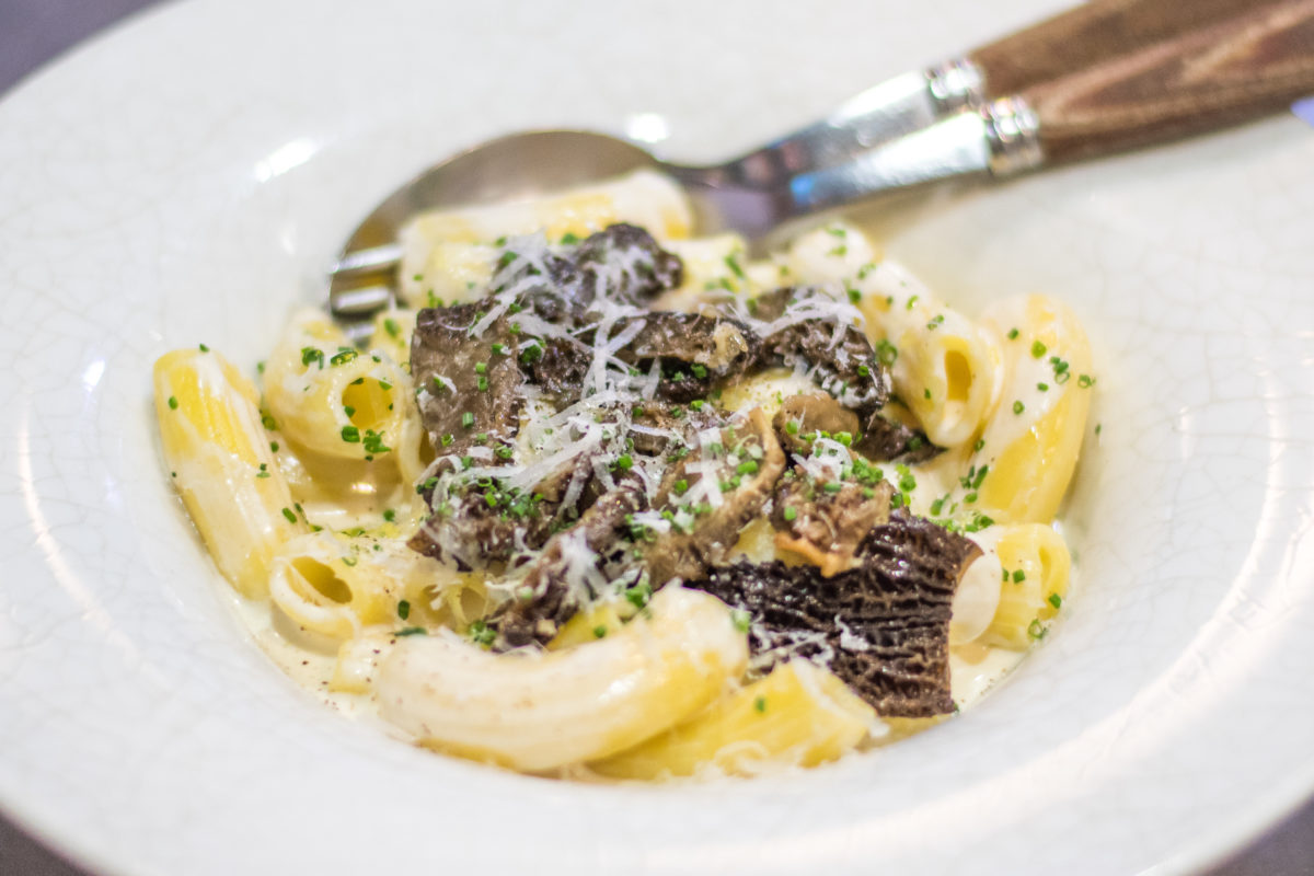 La Petite Maison serves Vegan and Vegetarian Friendly Options | The Luxe Diary