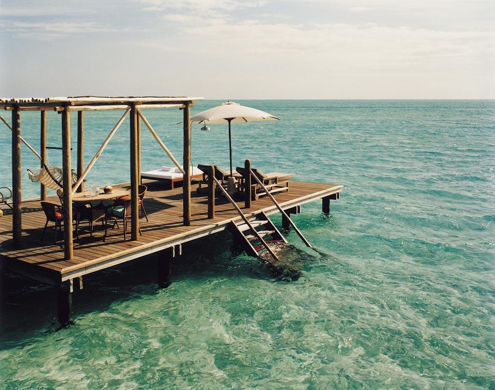 Cocoa Island Como Maldives Luxe Diary Swim