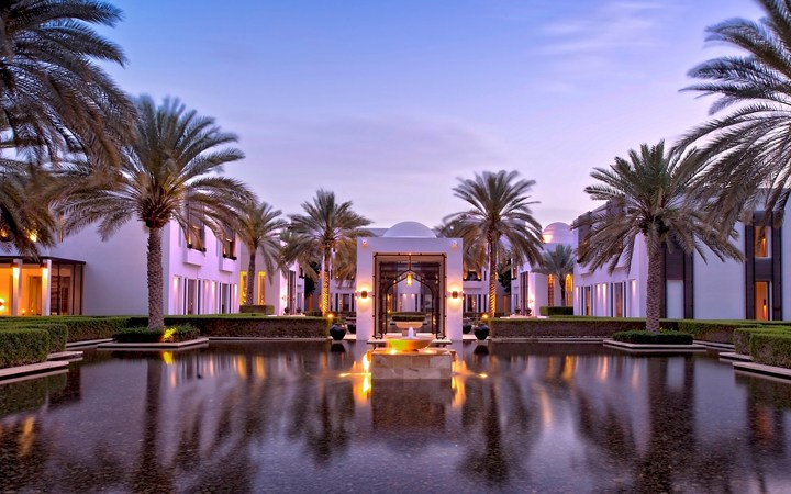 Eid Escapes Chedi Muscat The Luxe Diary