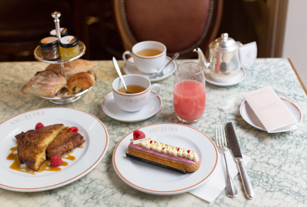 angelina paris summer menu the luxe diary eclair