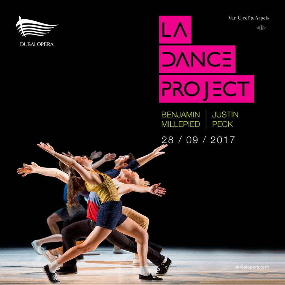 Read Luxe Diary's September Luxe List Van Cleef Arpels Dubai Opera LA Dance Project