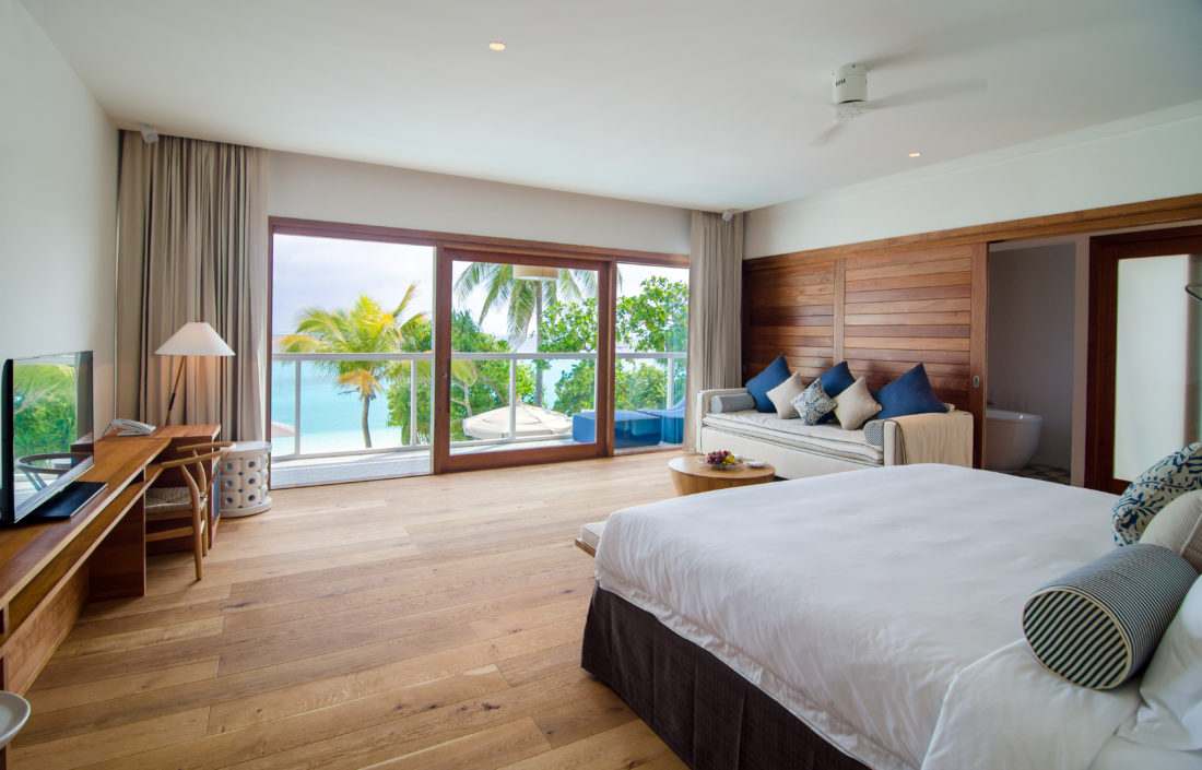 Read The Luxe Diary's review of the Amilla Fushi Residences