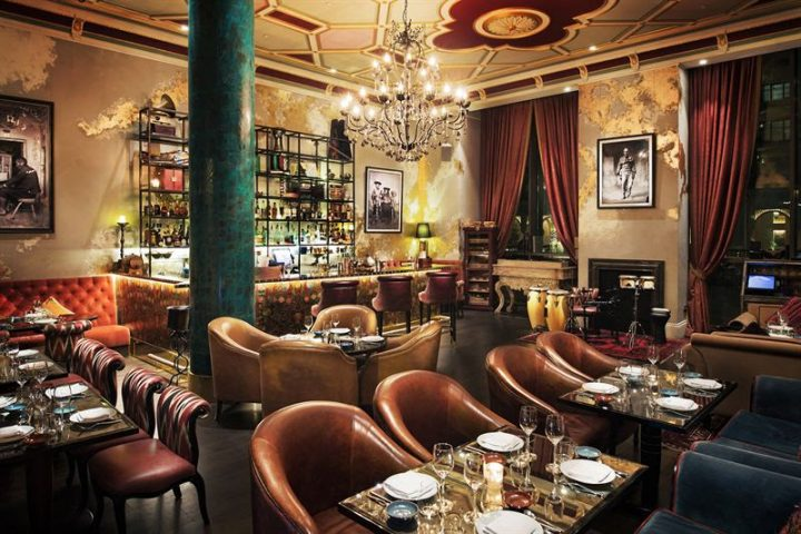 Coya Dubai reopens member's bar the luxe diary