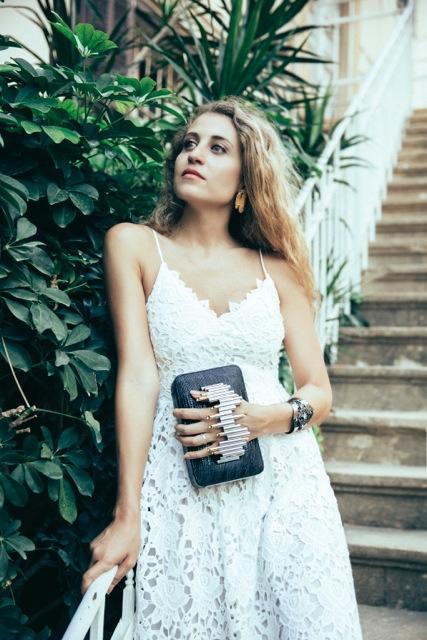 Rula Galayani Fashion Forward Baume Mercier Luxe Diary