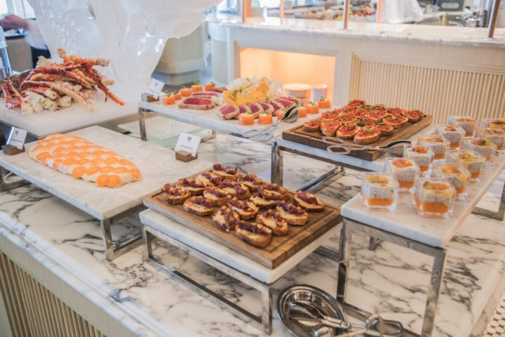 Versailles Brunch Luxe Diary