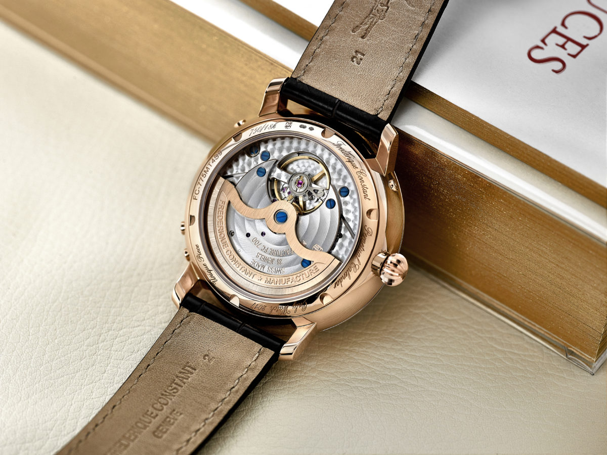Christies Exclusive Exhibition View of Luxury Time Pieces