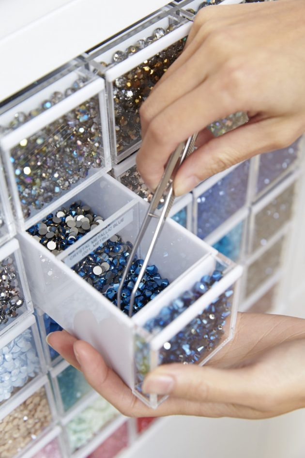 Swarovski Creative Center Launch Luxe Diary