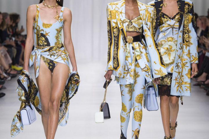 Milan ss18 Luxe Diary Versace