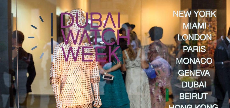 Dubai Watch Week Luxe Diary
