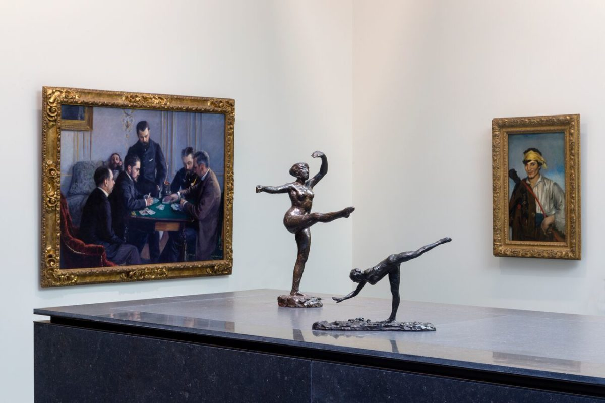 The World in Perspective - Degas