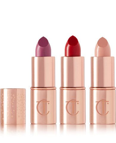 Hot Lips Mini Celebrity Trio - Charlotte Tilbury