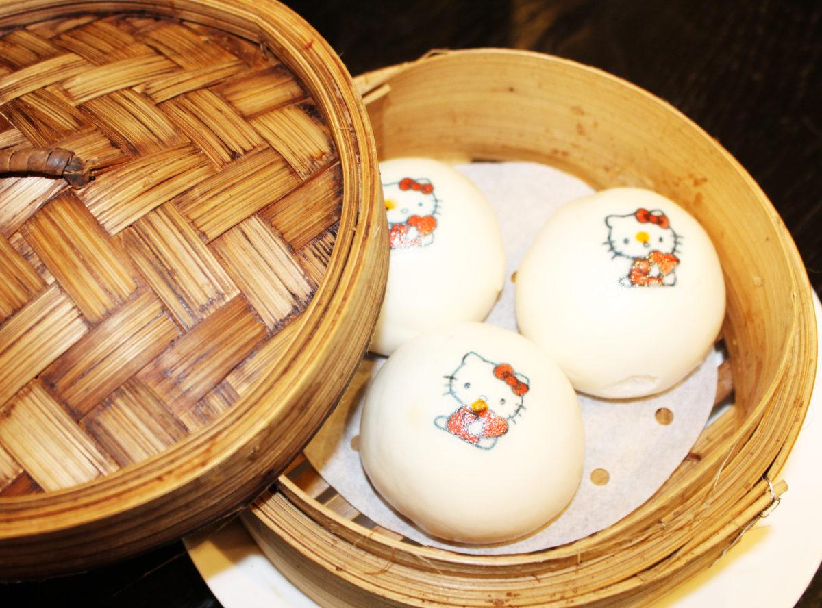 Steamed Egg Custard Buns