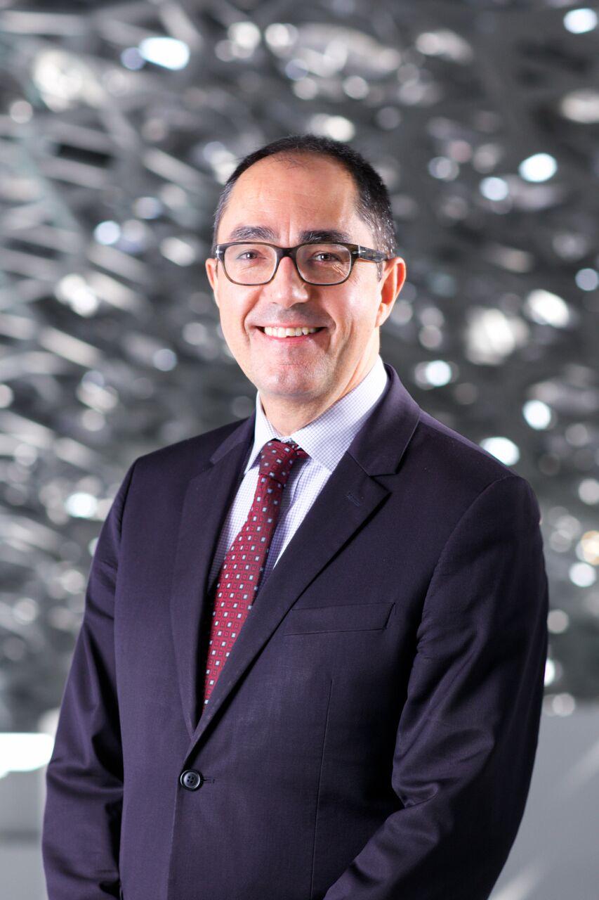 Jean-Luc Martinez - President Director - Musée du Louvre Paris