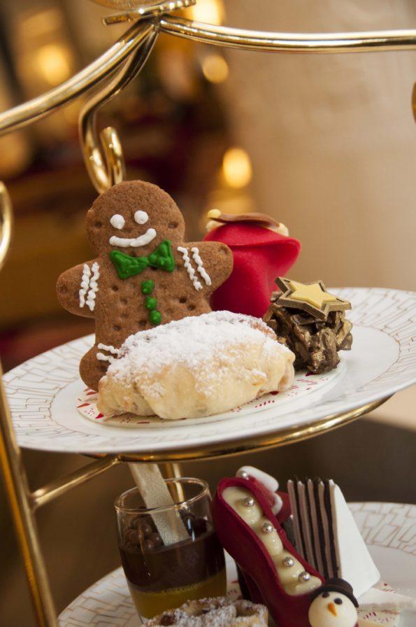 Raffles Fashion Christmas Tea