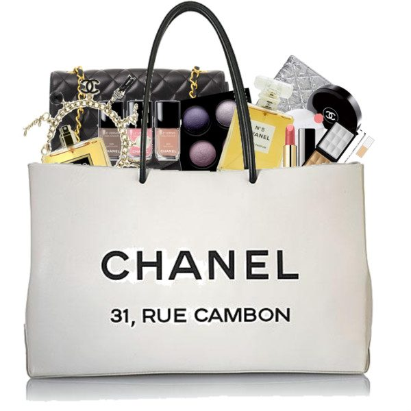 Chanel Gift Bag Luxe Diary