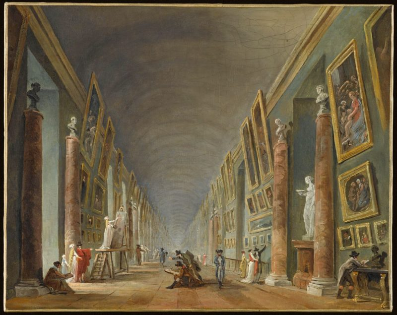 Louvre Exhibition Opens Luxe Diary
