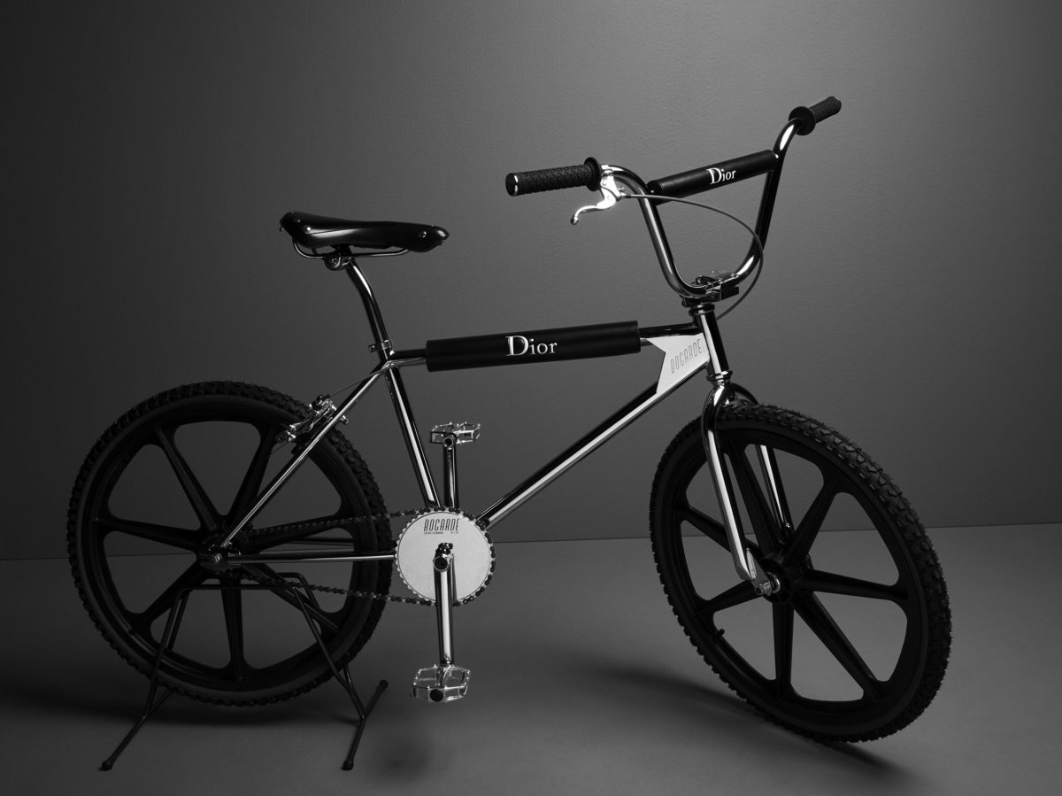 BMX Dior Bike Photo Patrick Demarchelier Luxe Diary Sole DXB