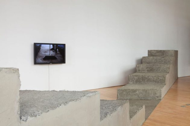 Common Assembly - Installation view from James Galley, Cuny, 2012