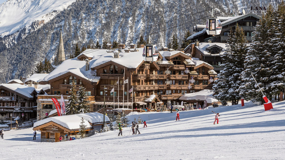 Les Grandes Alpes Luxe Diary