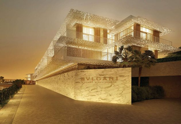 Bulgari Hotel Resort Dubai in The Luxe Diary