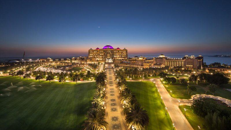 Emirates Palace New Year's Eve Gala
