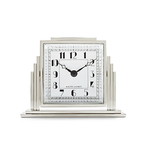 Clock Ralph Lauren Home - The Luxe Diary's Valentine's Gift List