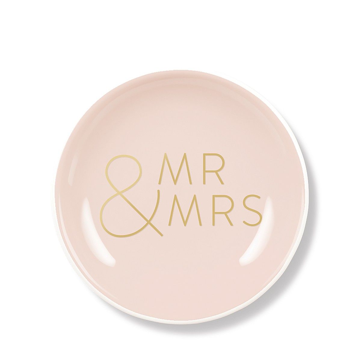 Bloomingdales Tray Mr&Mrs - The Luxe Diary's Valentine's Gift List