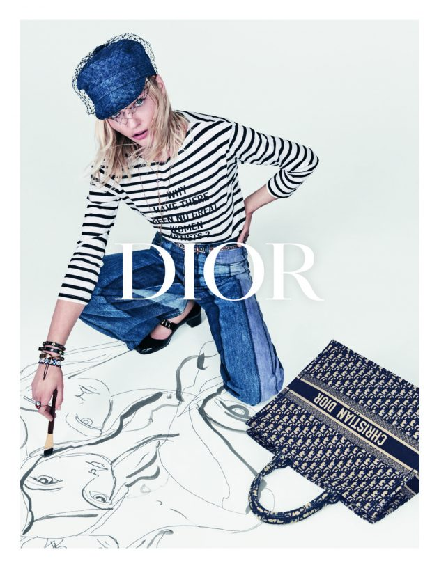 Dior Ad Campaign SS18 Luxe Diary