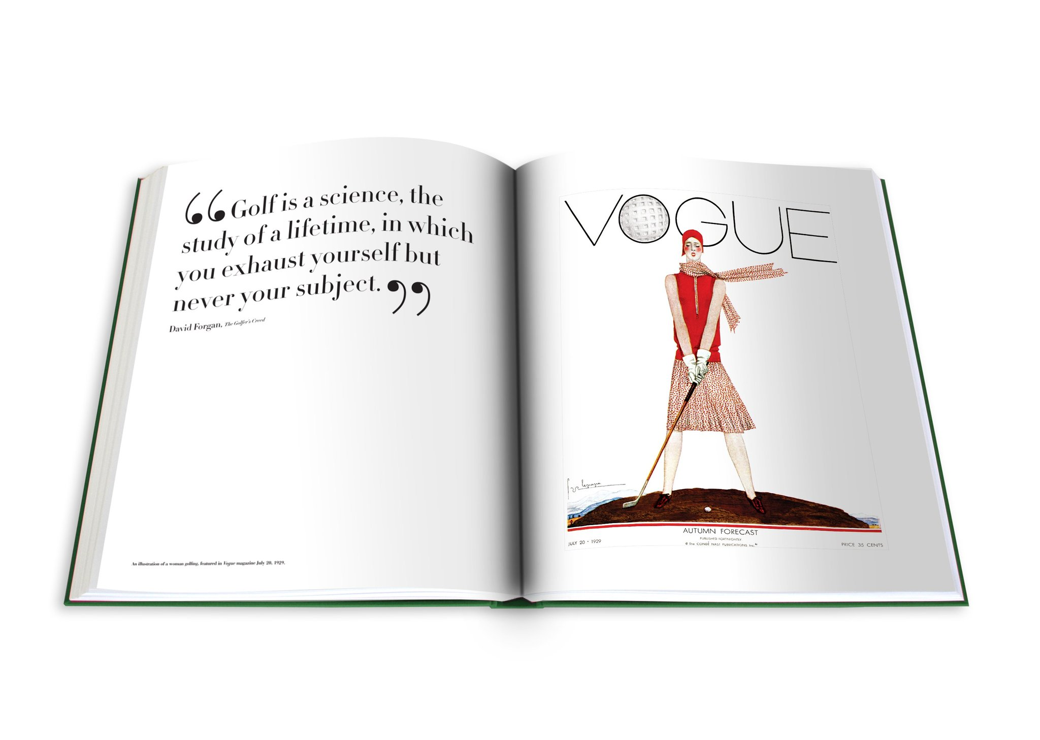 Impossible Collection of Golf Assouline - The Luxe Diary's Valentine's Gift List