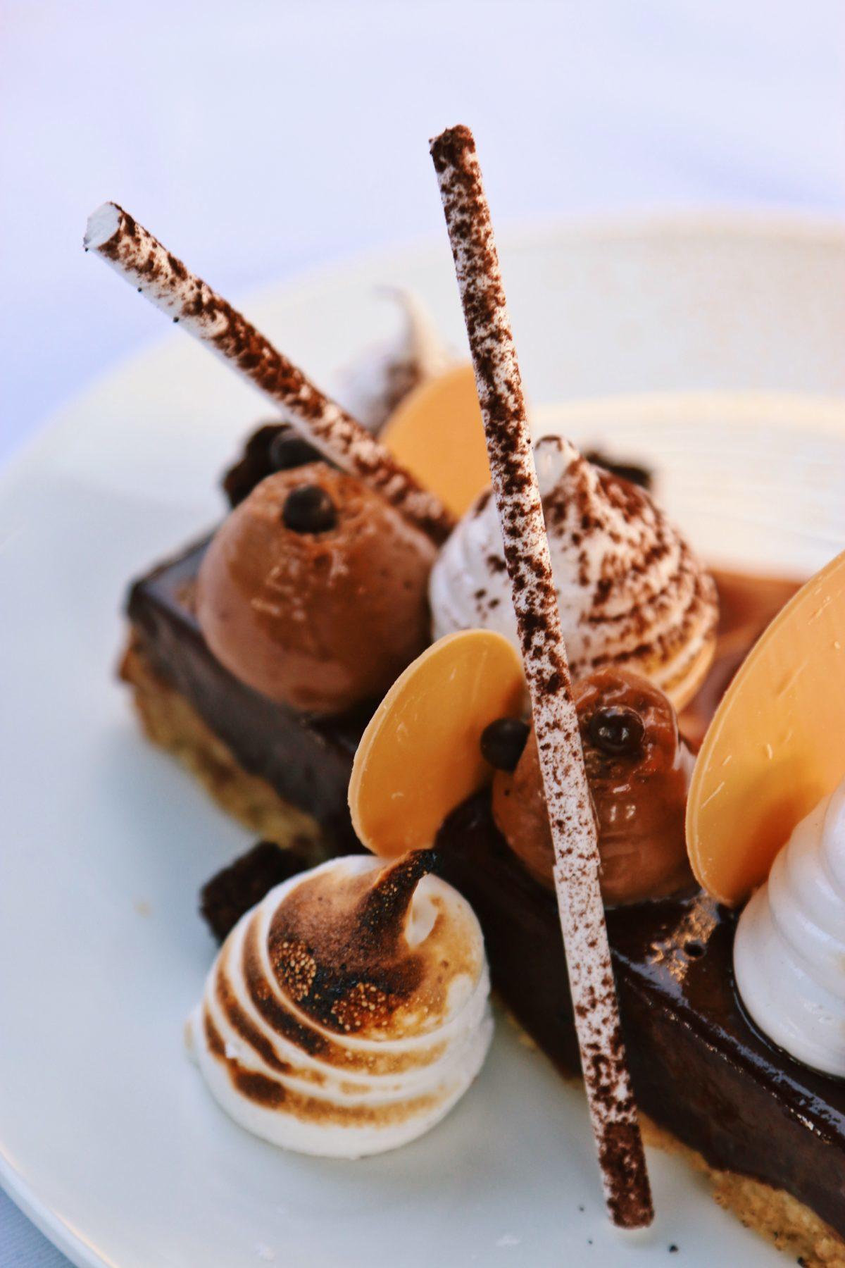 MINA Brasserie - Smores Bar