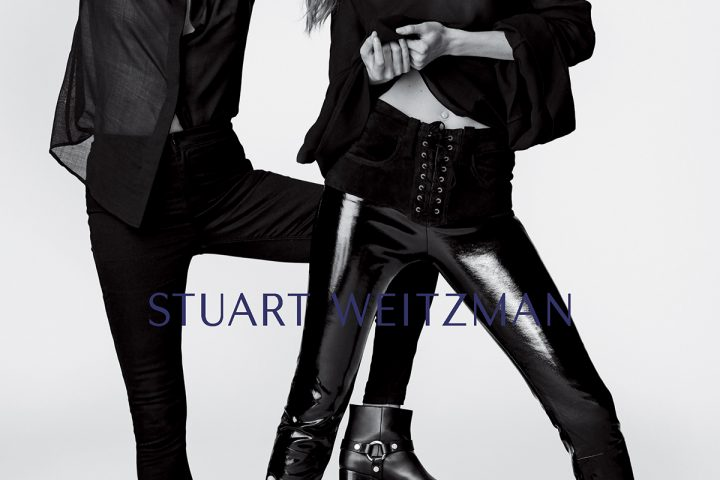 Stuart Weitzman's SS18 Advertising Campaign