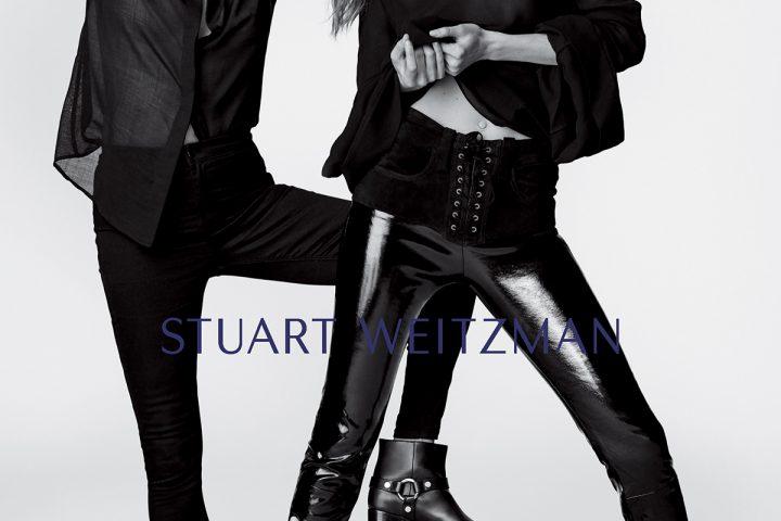 Stuart Weitzman's SS18 Advertising Campaign