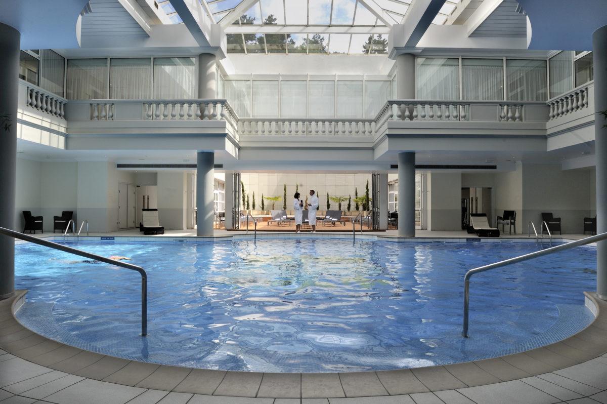 Waldorf Astoria Versailles Luxe Diary