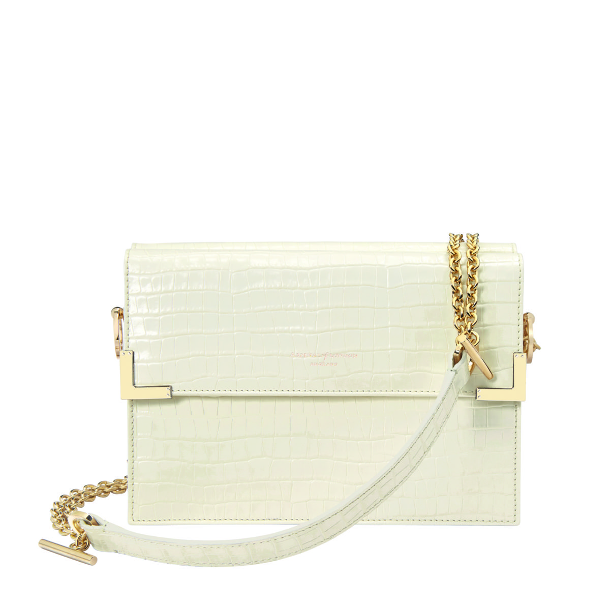 Chelsea Bag Ivory - Aspinal SS18