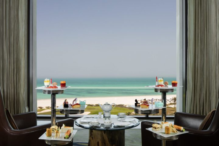 Love Afternoon Tea Valentine's Day Luxe Diary St Regis Saadiyat