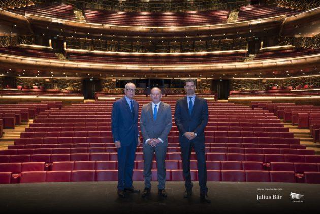 Julius Baer Dubai Opera Luxe Diary