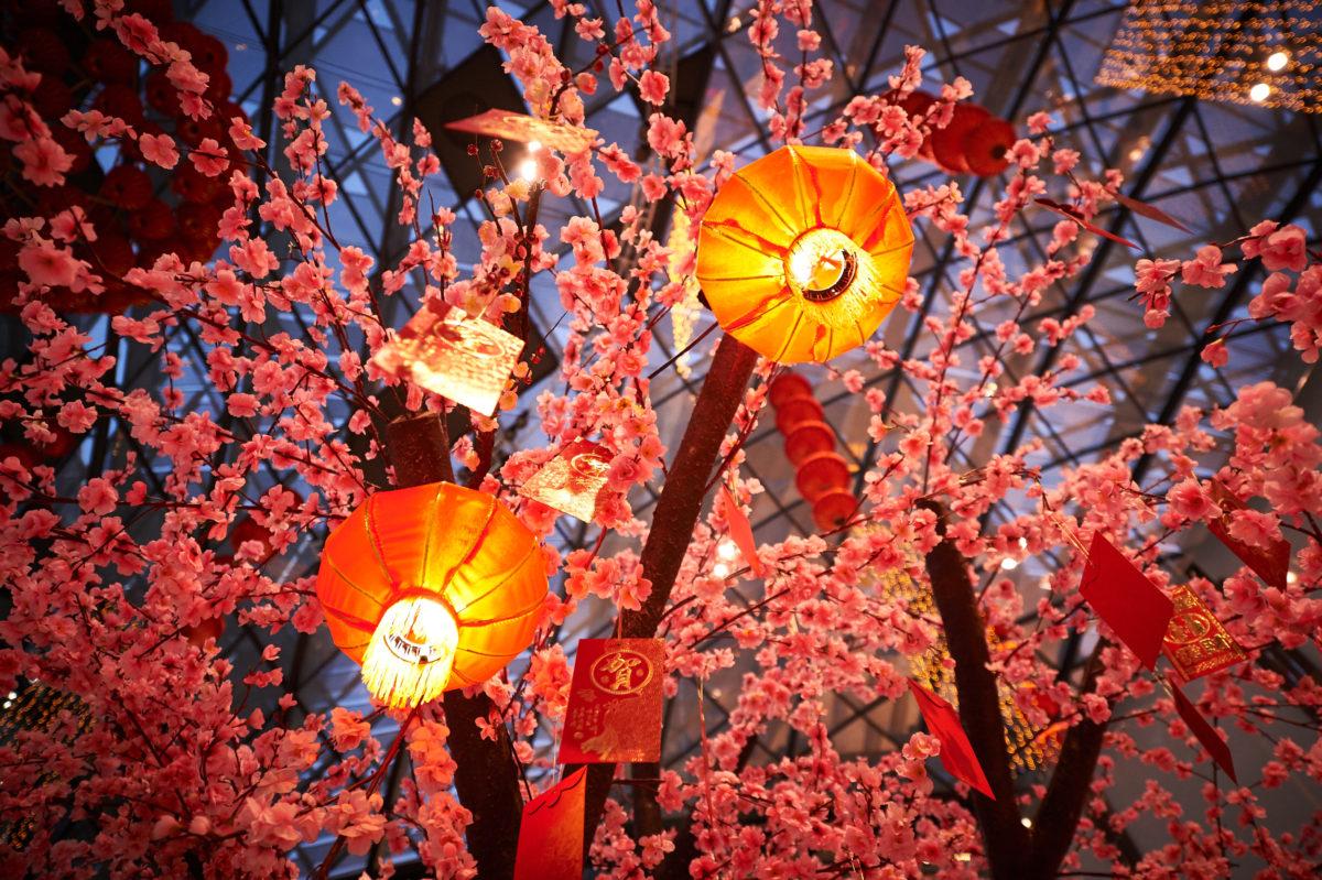 Galleria Al Maryah Abu Dhabi Chinese New Year Luxe Diary