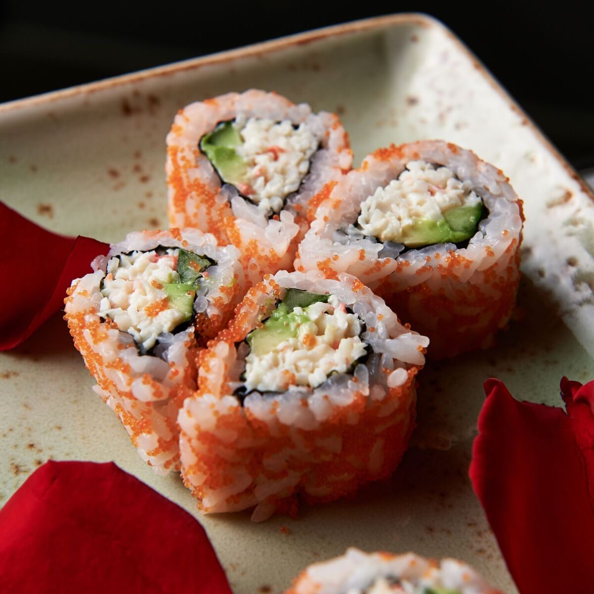 Heart Shaped Classic Roll - Katsuya Valentine's Day