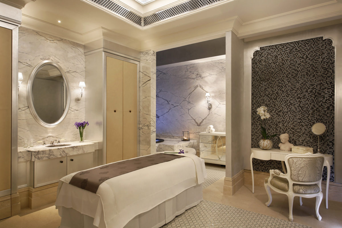 Iridium Spa - Ladies Treatment Room-Low | Valentines Day