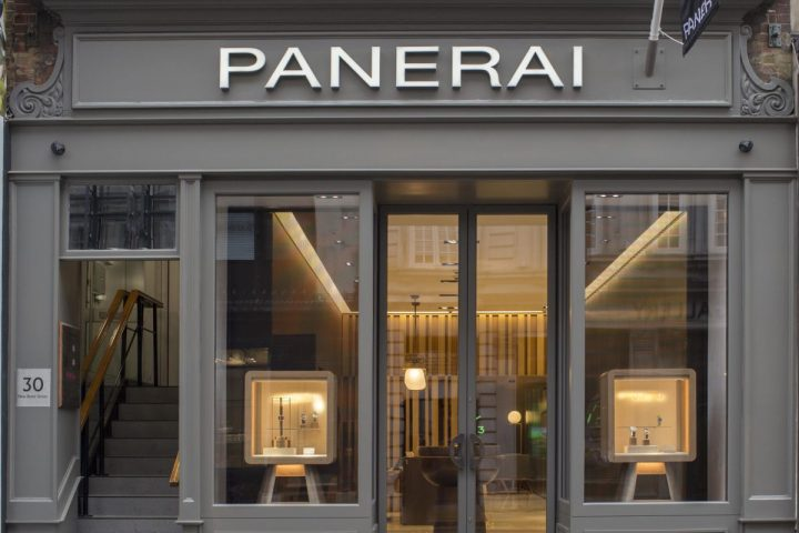 Panerai London Boutique Opening Luxe Diary