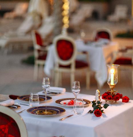 Vanitas - Valentine's Day - Palazzo Versace