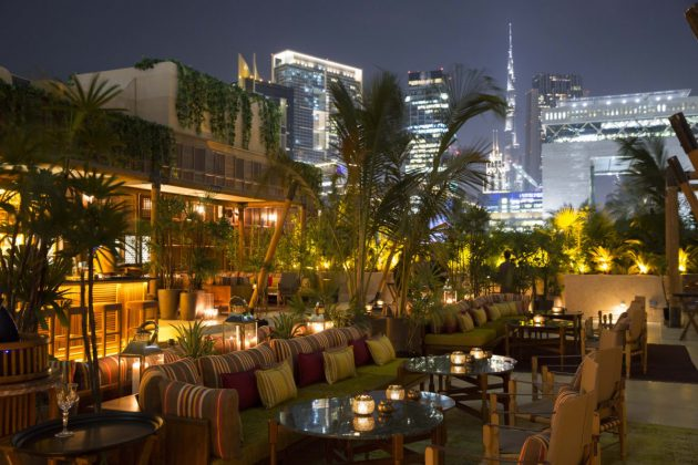 Ninive Restaurant - Dine under the stars