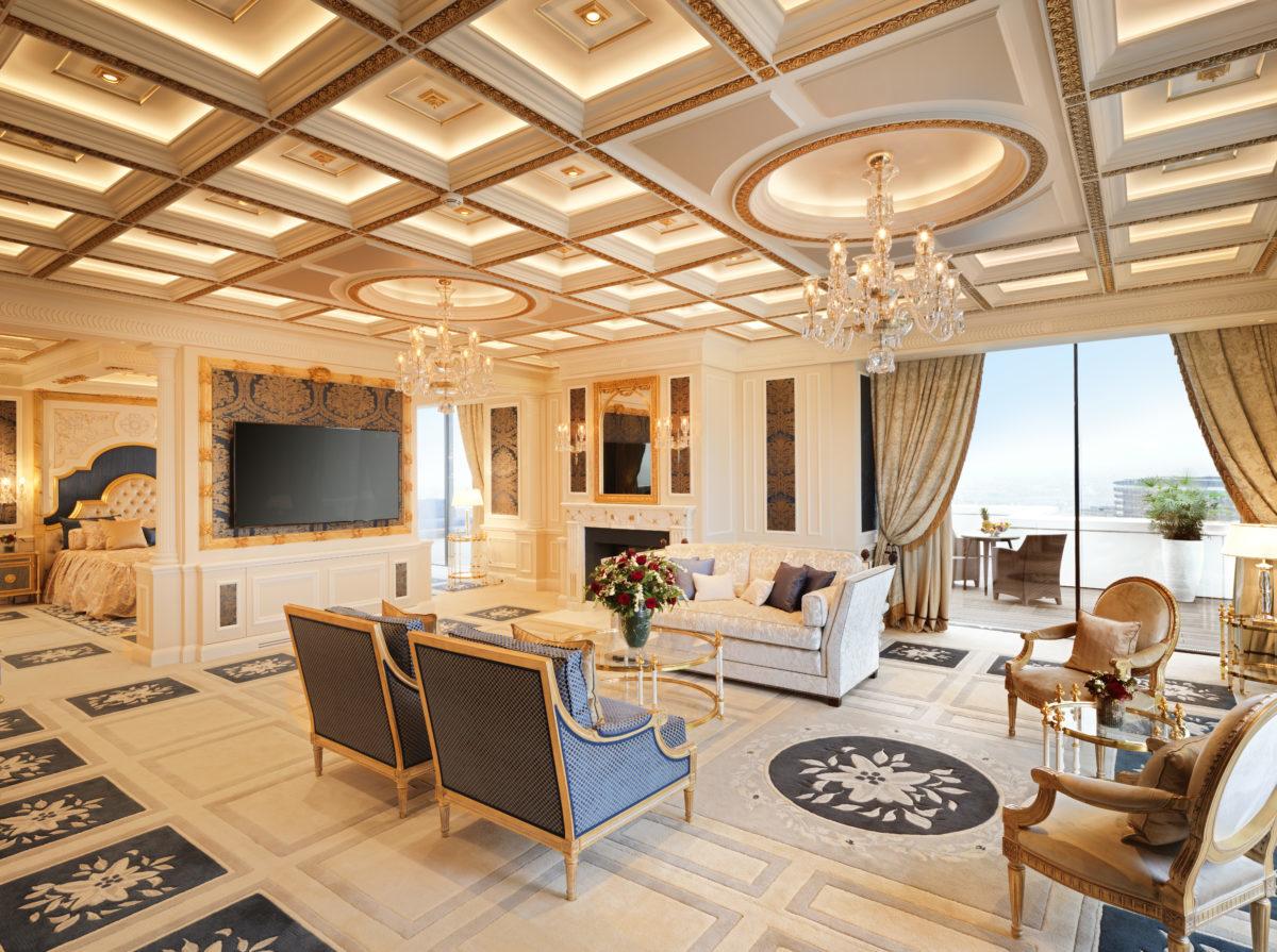 The Royal Residence - Atlantis by Giardino
