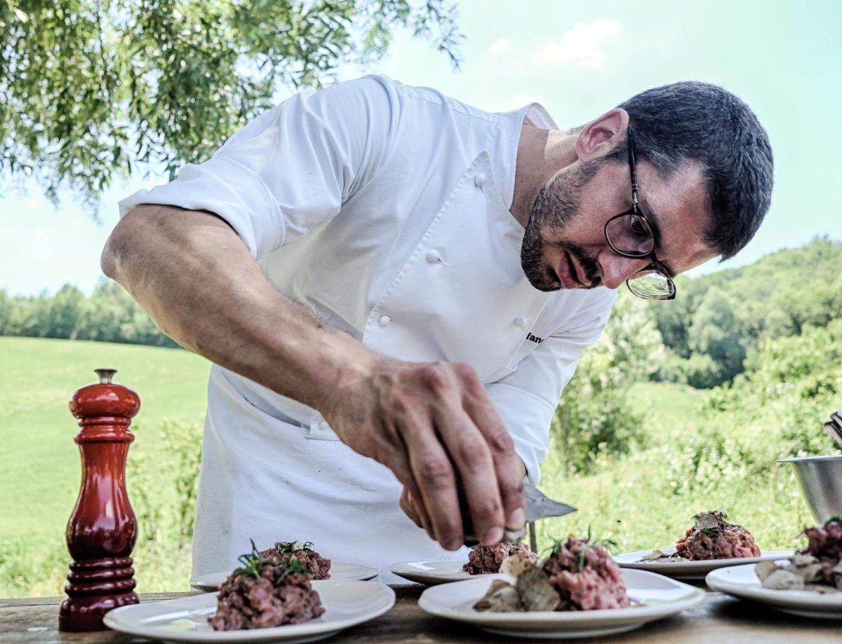 Chef Ratti Supper Club #TheItalianWay Luxe Diary