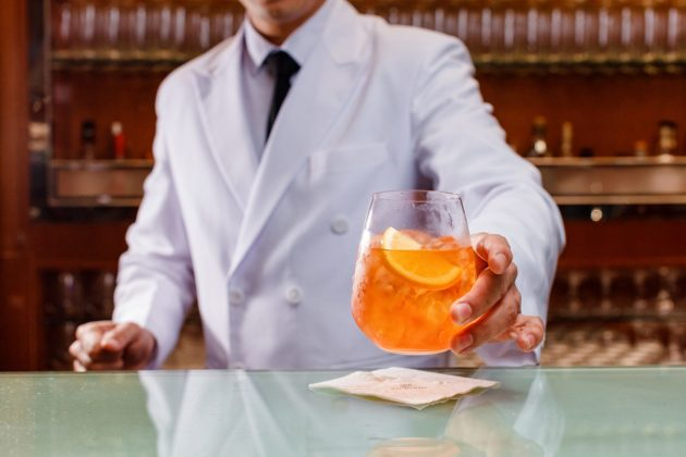 Cipriani Bar