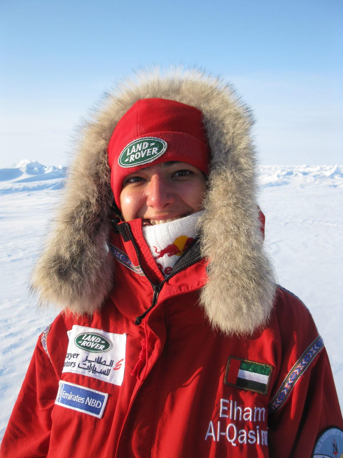 Elham Al Qasimi North Pole - Ladies with Zest